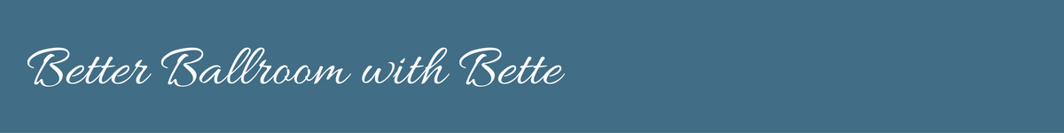 Better Ballroom with Bette